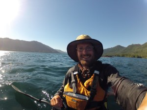 Sea Kayak in Haida Gwaii July 2014