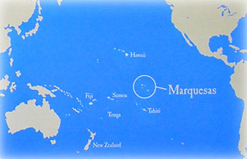July 13th to August 16th – Marquesas Islands Adventures: Hiva Oa